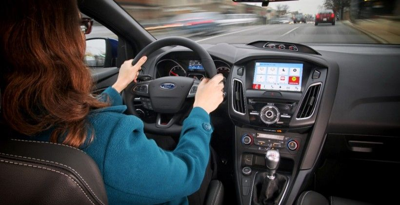 Ford Sync 3 revealed a whole new system with QNX Ford