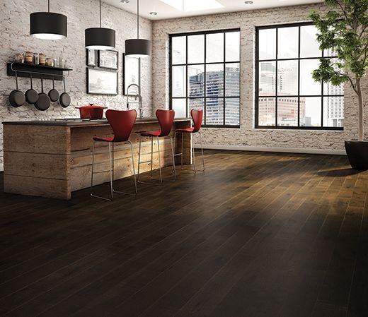 Mercier Wood Flooring Prefinished Hardwood Flooring Plancher De