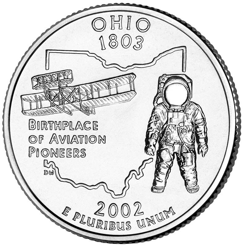 The Ohio State Quarter. We welcomed our first LullaBaby