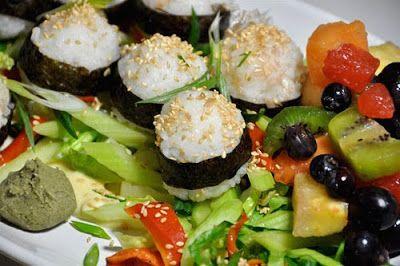 Ricas Bolitas de arroz con atún | Solountip.com