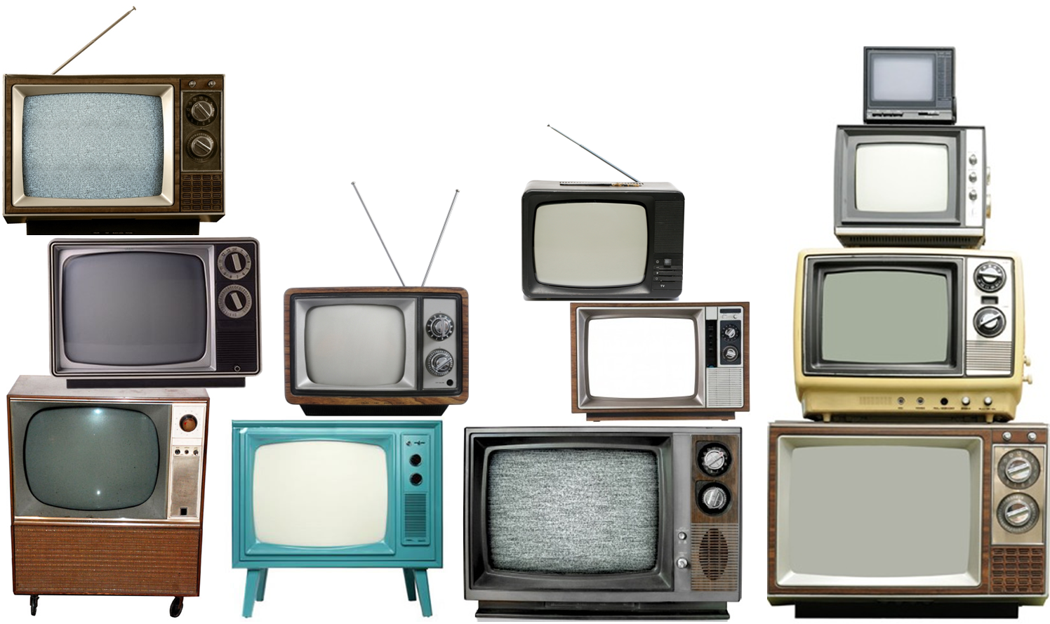 Image Result For Stack Of Old Televisions Old Tv Editorial Design Layout Family Room Furniture
