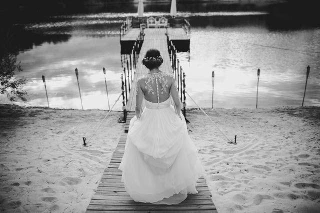 Raquel e Israel, boda en la Sierra de Guadarrama | AtodoConfetti - Blog de BODAS y FIESTAS llenas de confetti