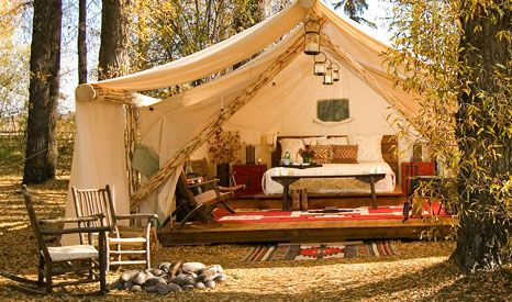 Gl&ing Luxury and Adventure in the Great Outdoors - Fireside Resort - Wyoming & Glamping: Luxury and Adventure in the Great Outdoors - Fireside ...
