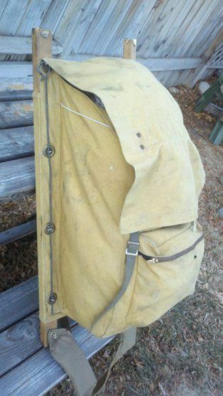 External Frame Backpacks – Applying the Old Ways to the New Journeys – Edit   8b3e92b59f821