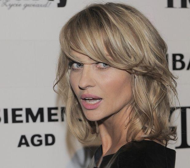Aneta Kręglicka Włosy Google Search Hair Color In 2019