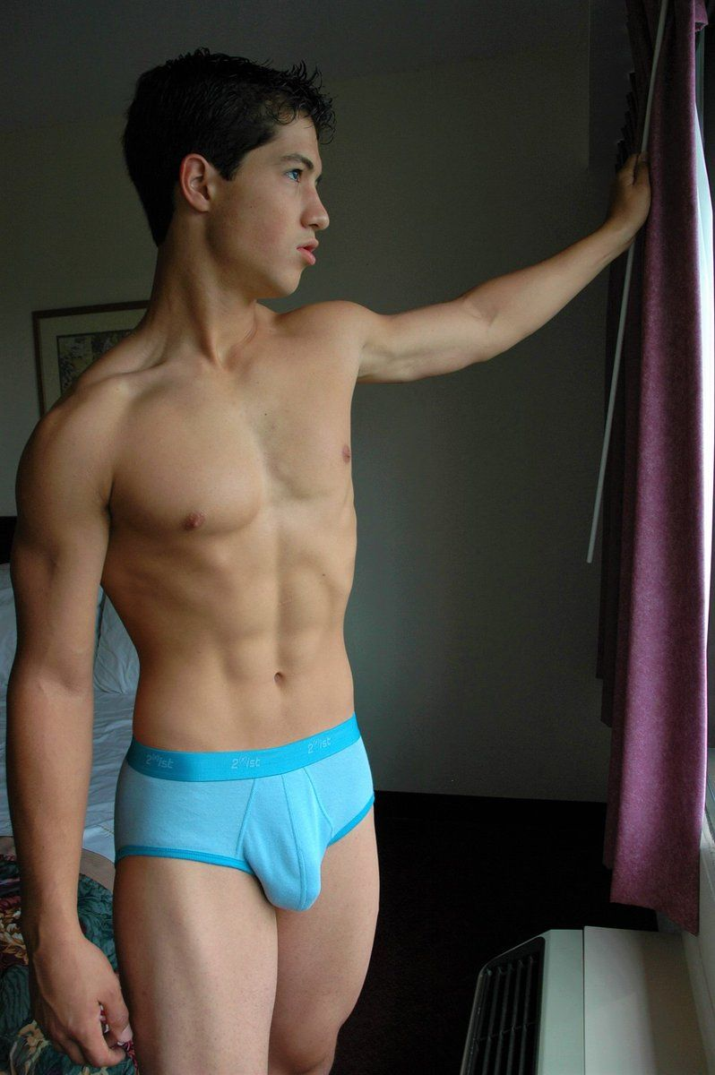 model Gay boy underwear