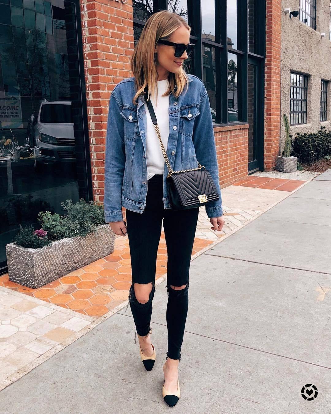 Find Out Where To Get The Jacket Denim Jacket Women Fashion Jackson Oversized Denim Jacket