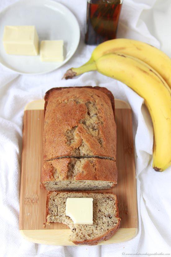 Gram's Banana Bread Recipe | Recipe | Bread recipes sweet ...