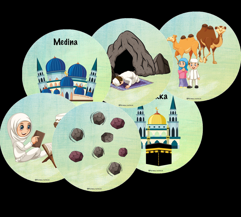 Prophet Mohammed Im Religionsunterricht Islam Religionsunterricht Zweites Kind