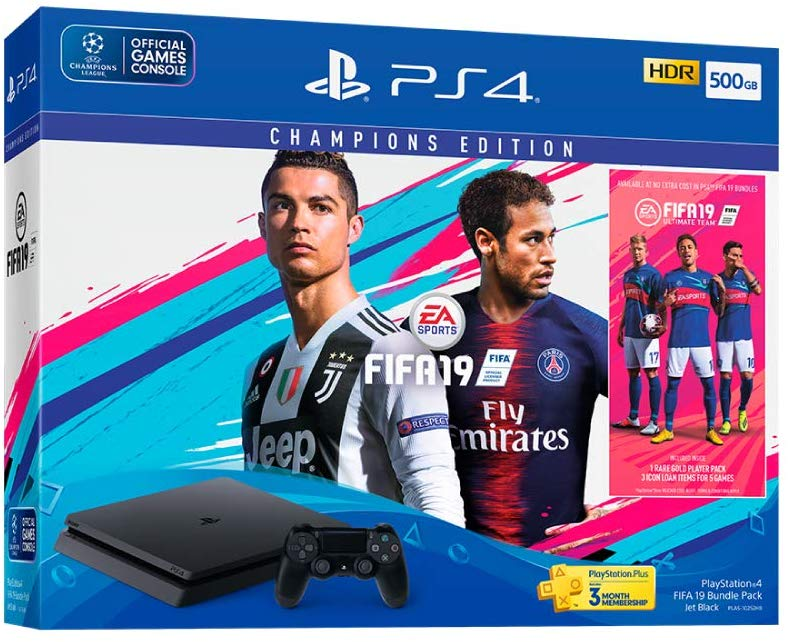 Amazon Com Ps4 Playstation 4 Fifa 19 Bundle Pack Asia Video Games Playstation 4 Playstation Bundle Pack