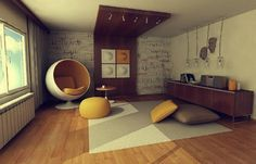60s interiors Google Search Awesome Dream Home Pinterest