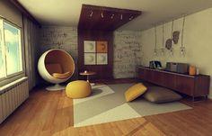 60's interiors - Google Search