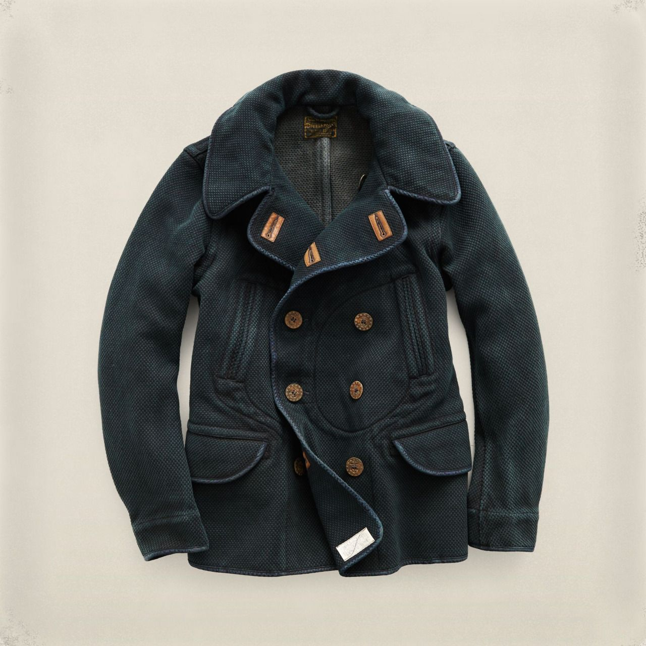 dirtyculture: RRL JAPANESE FIREMENS COAT MADE...   coats ...
