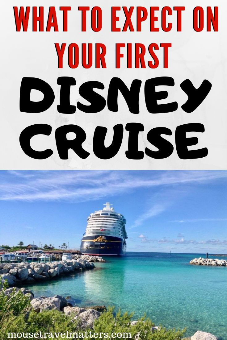 Essential disney cruise line tips for first timers