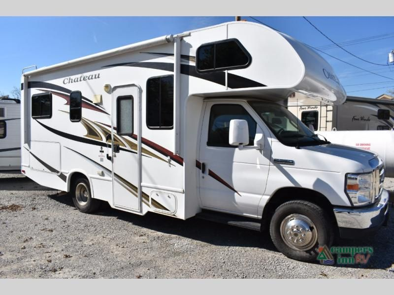 Used 2012 Four Winds Rv Chateau 23u Motor Home Class C At Campers