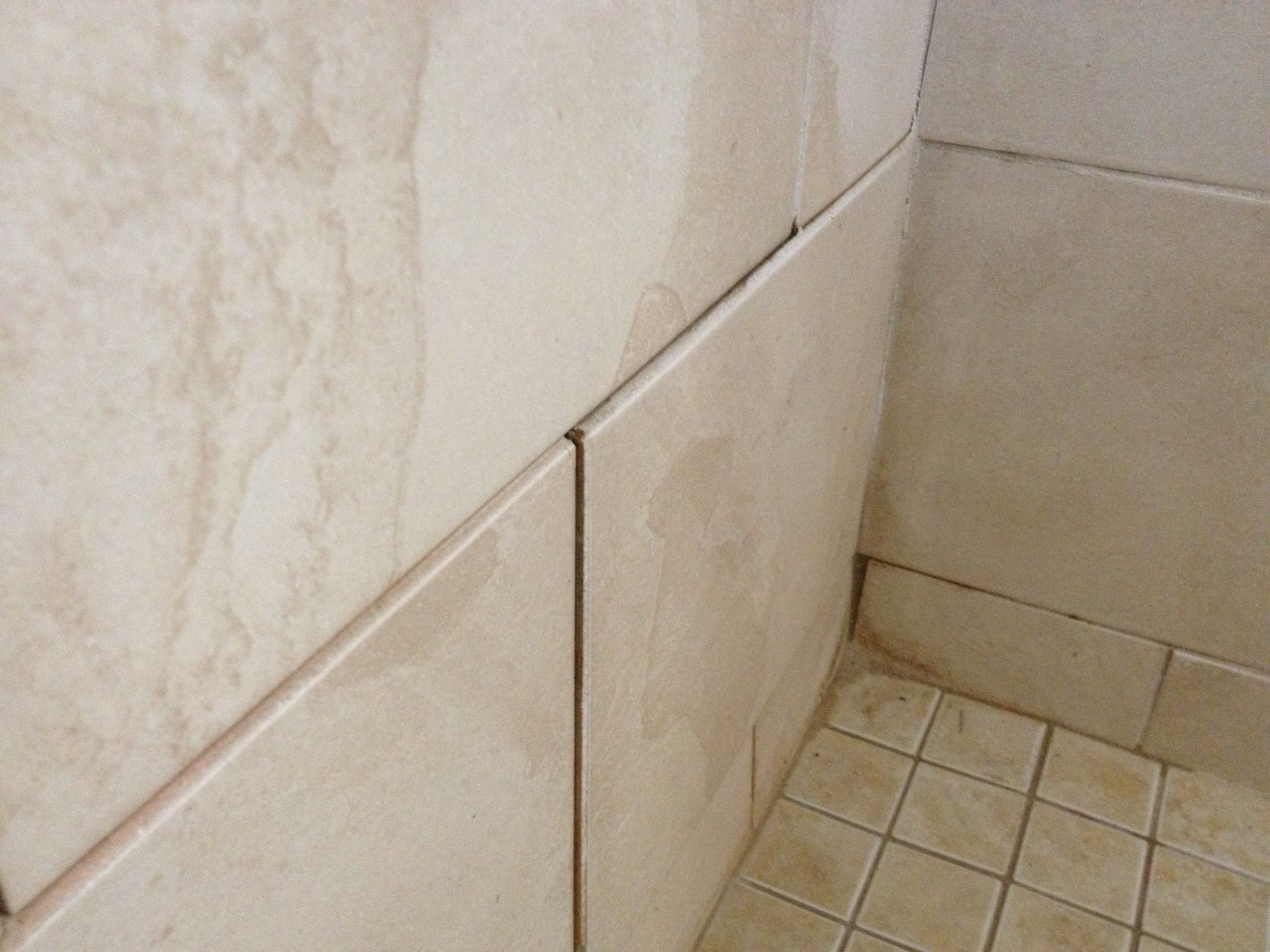 How To Repair A Loose Shower Tile Recipe Shower Floor Tile