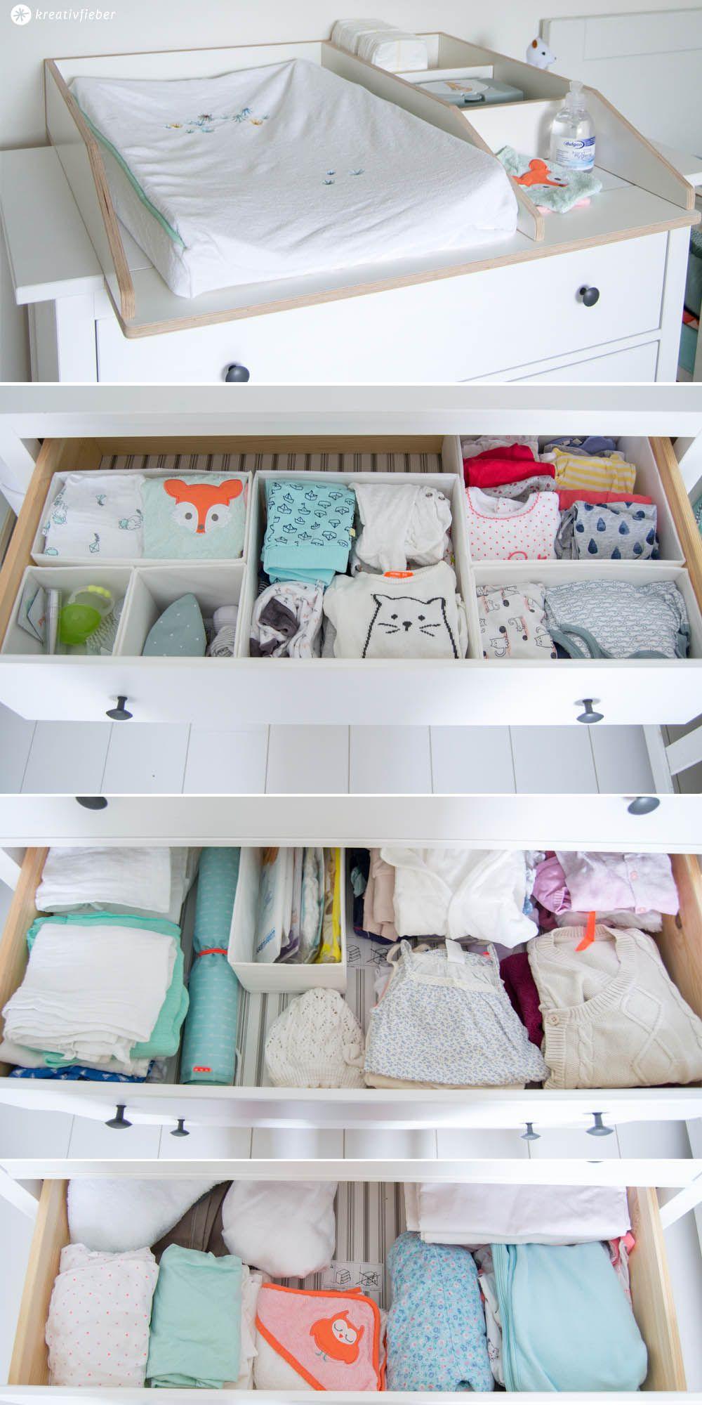 Wickelkommode Einrichten maikes haustour - multifunktionales babyzimmer einrichten | baby