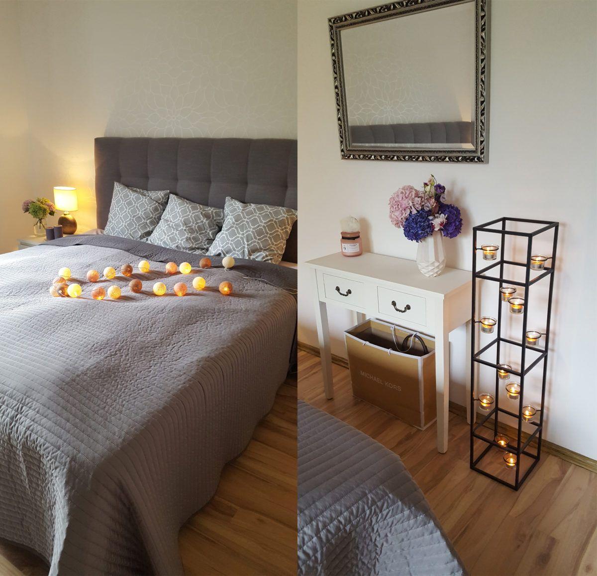 Schlafzimmer gemütlich dekorieren | Schlafzimmer ...