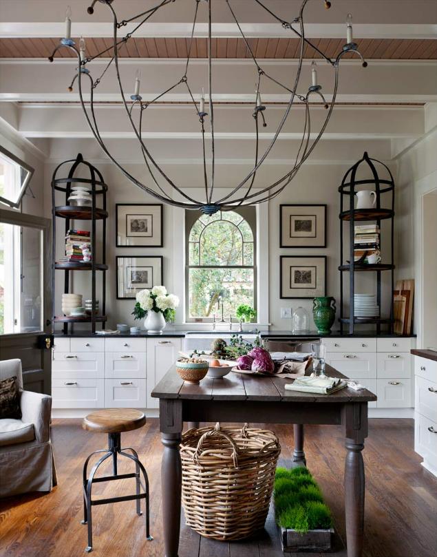 BOISERIE & C.: Cucina a vista sul soggiorno | La CUCINA | Pinterest ...