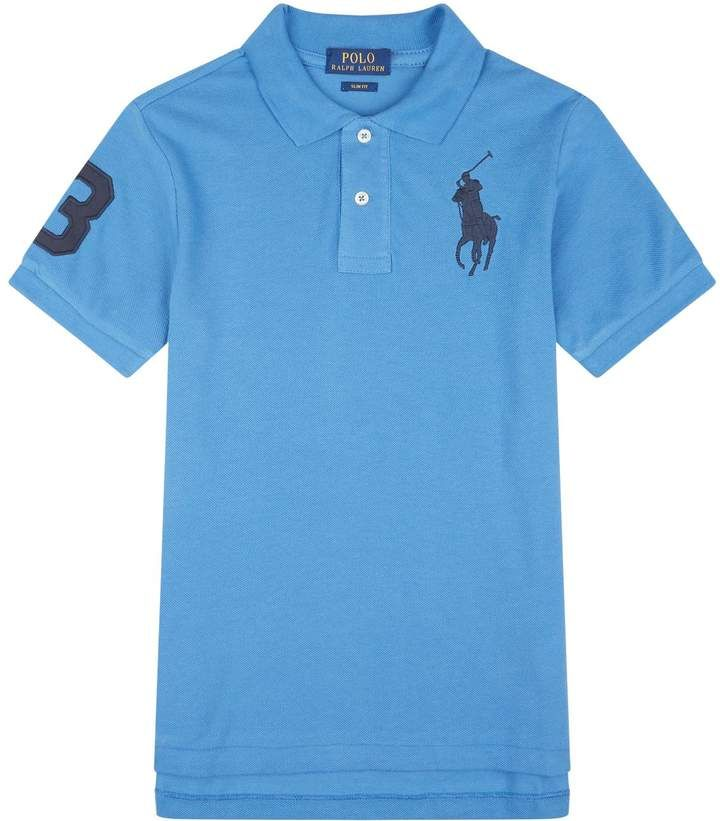 4401f805 Polo Ralph Lauren Big Pony Logo Polo Shirt in 2019 | Products | Polo ...