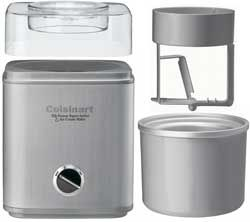 Easy Way To Make Frozen Deserts Right At Home Got This For My Mom It S Amazing And Healthy R Cuisinart Ice Cream Maker Sorbet Ice Cream Best Ice Cream Maker