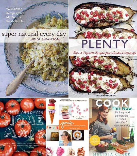 The Kichn: Top 5 cookbooks (according to their readers) of 2011