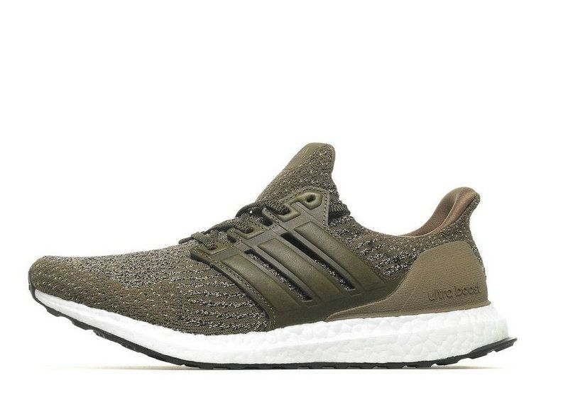 8b02b54abd8dc 2017 2018 Daily adidas Ultra Boost Textile Synthetic Upper Synthetic Sole Green  adidas Trainers Boost For Sale