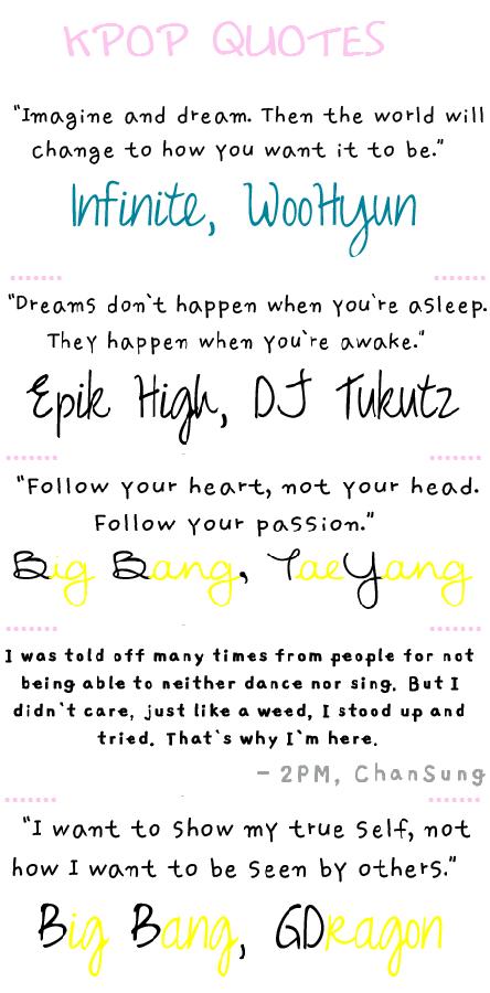 kpop quotes infinite 39 s woohyun epik high 39 s dj tukutz