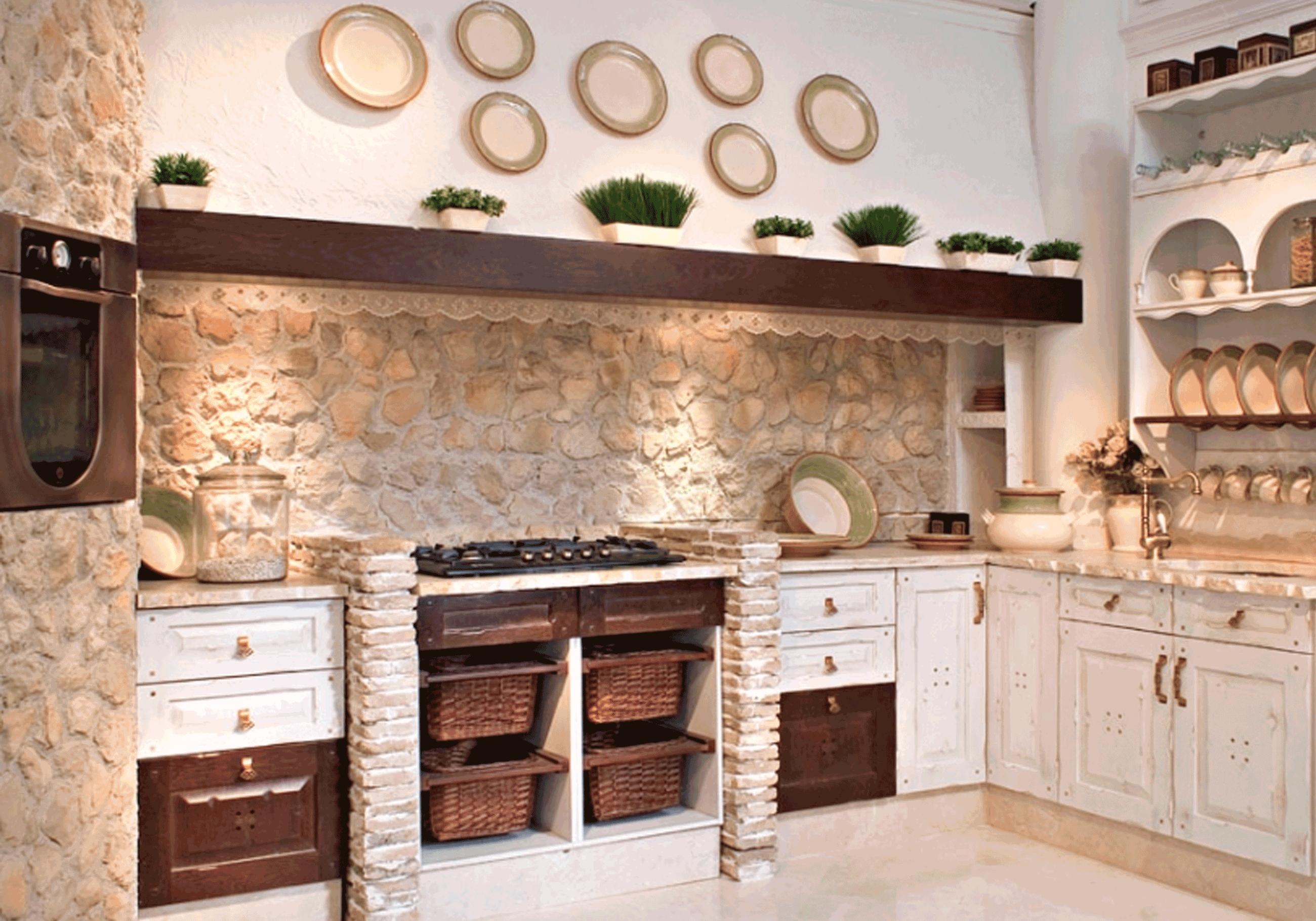 Cocinas Rústicas - Muebles de Cocina Sevilla | Decoracion de ...