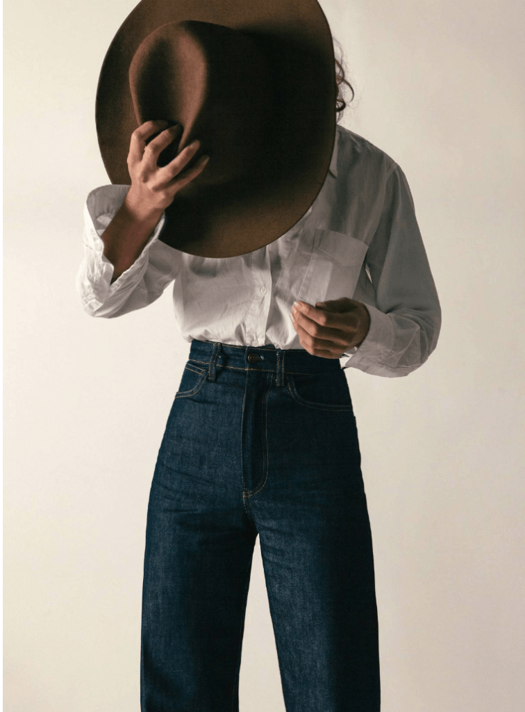 Photo of Find Sustainable High Waist Denim | Ethical clothing brands