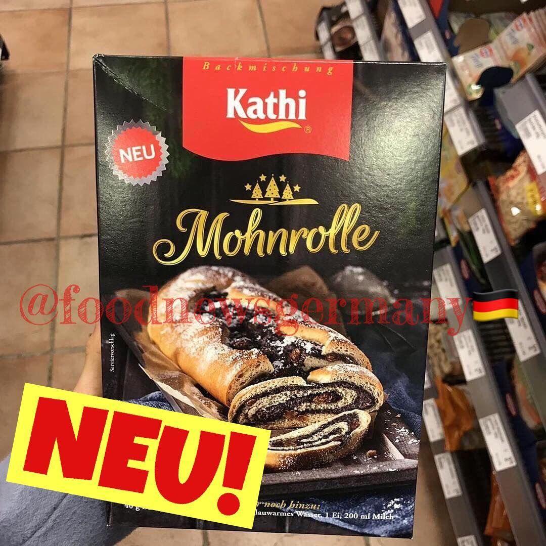 KATHI MOHNROLLE 🍰🖤 • Werbung • PRODUKTNEUHEIT