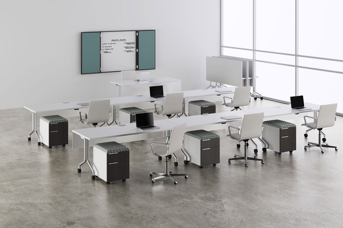 The Training Table Collection Furniture Tables