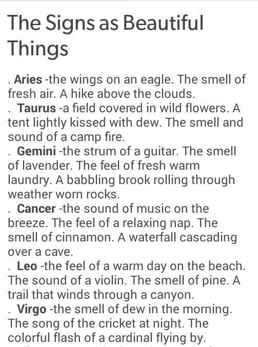 Beautiful Things Pt 1