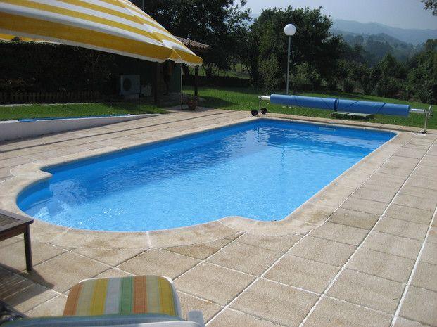 piscina de fibra romana piscinas pinterest pool