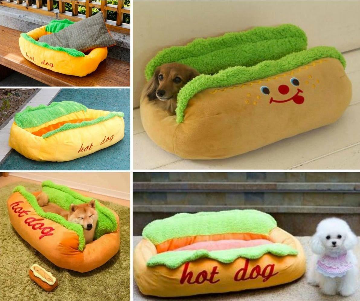 Easy Pillow Pet Beds Your Furbabies Will Love | Witzig, Hunde und Möbel