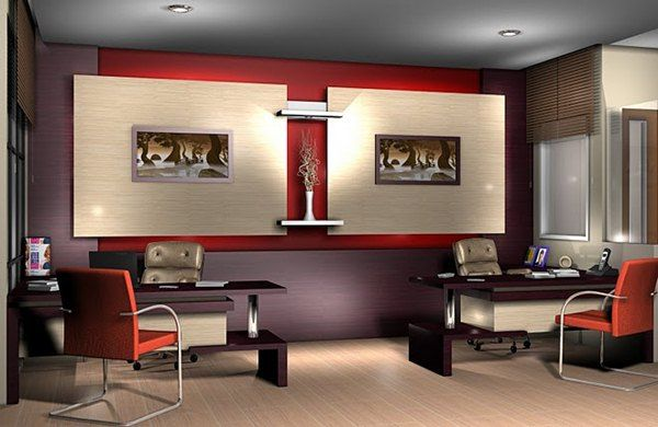 office room design - Google Search | Pracovne/ kancelárie | Pinterest