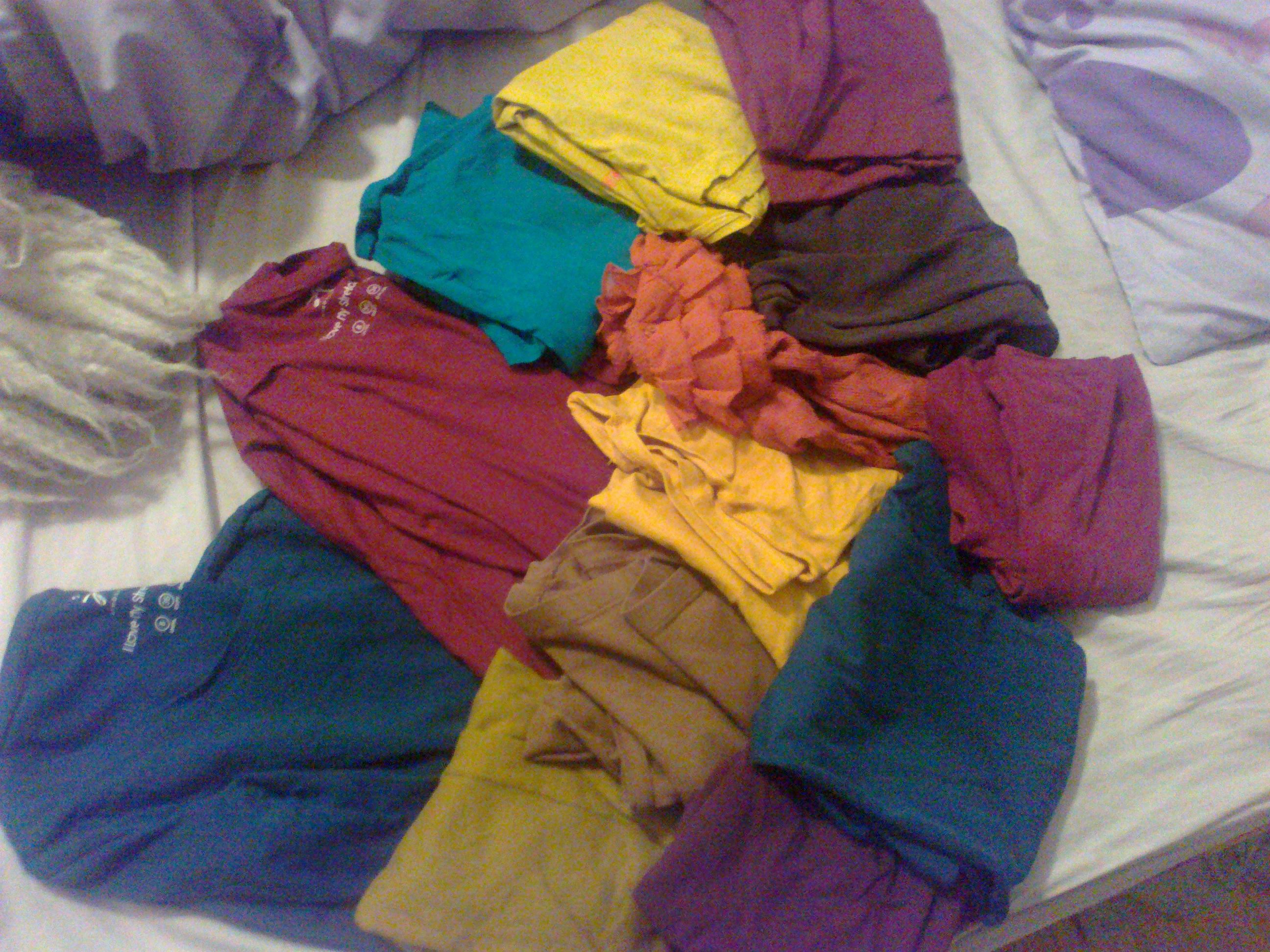 Just A Selection Of The Colourful Tops I Have Acquired Since Beginning My Style Journey With Dressing Yo Types Of Fashion Styles Mustard Top Outfit Warm Autumn