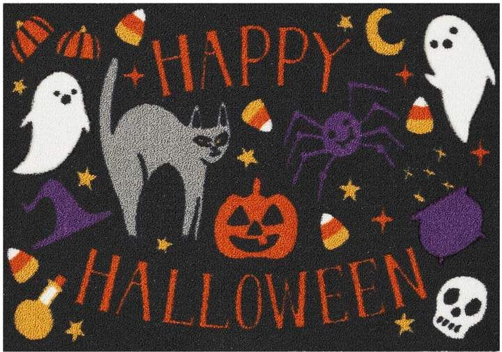 Celebrate Halloween Together \u0027\u0027Happy Halloween\u0027\u0027 Rug - 20\u0027\u0027 x 30