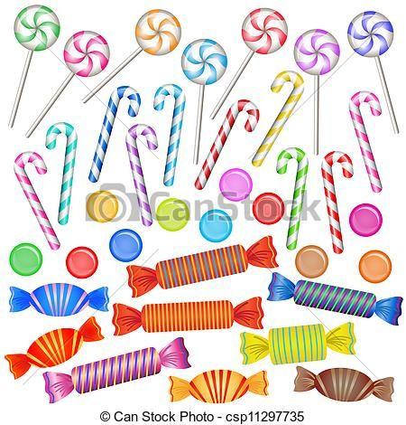 R sultat de recherche d 39 images pour bonbon dessin - Bonbon en dessin ...