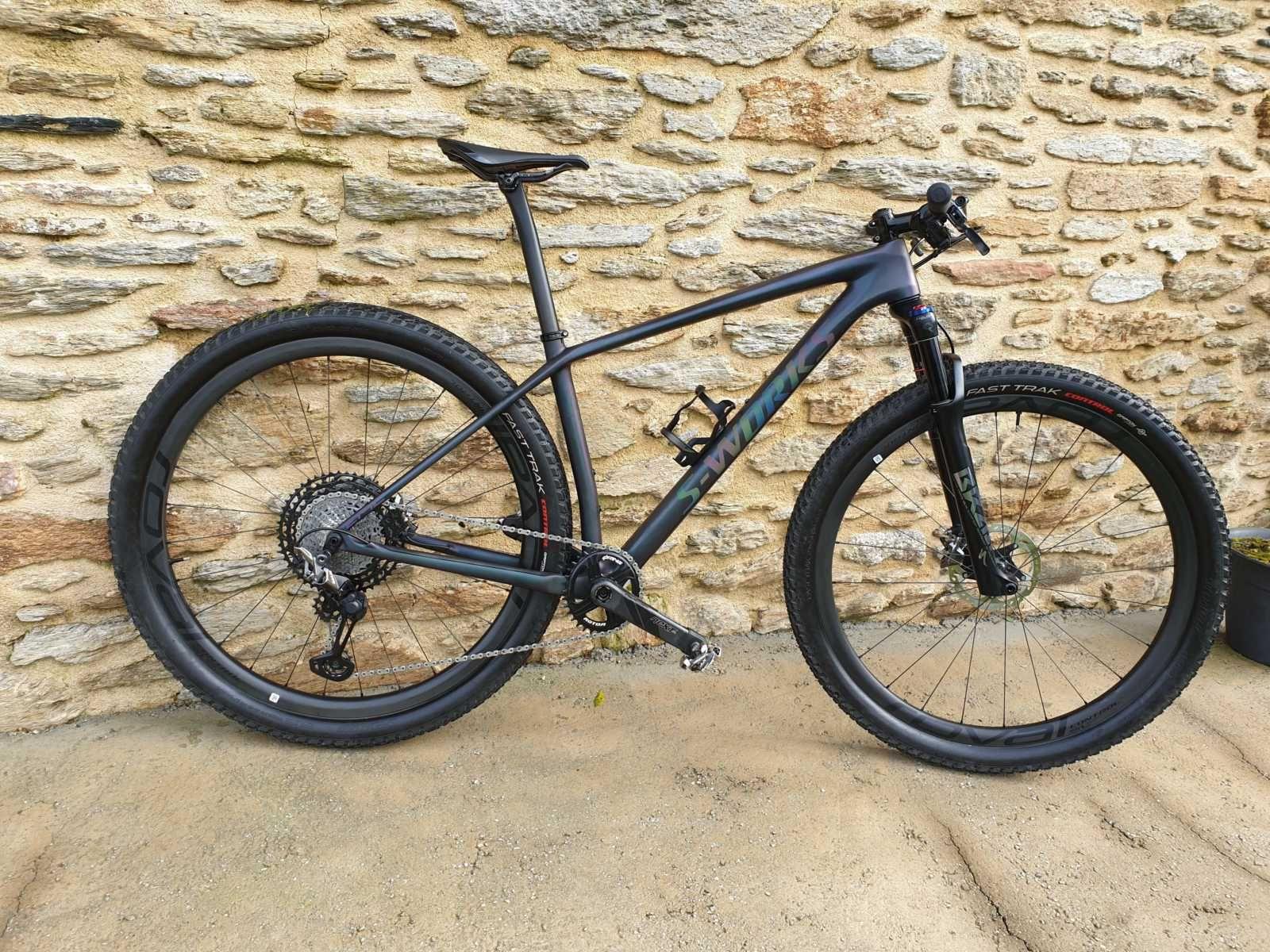 Bicicleta Specialized Epic Ht En Talla M 57453 Categoría Bicicletas De Montaña Año 2020 Cambio Shima Bicicletas Bicicletas Mountain Bike Bicicletas Mtb