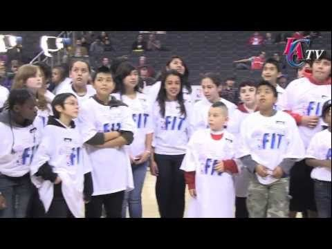 Clippers FIT - a partnership with The California Endowment