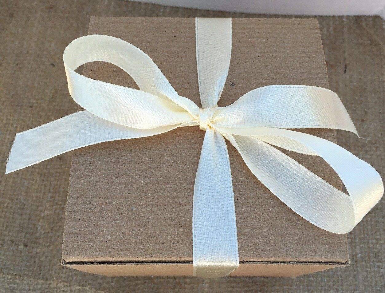 5 Yard Hand Made Fabric Ribbon Gift Wrapping Sewing Trim DIY Craft
