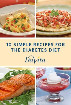 10 simple recipes for the diabetes diet recipes to cook 10 simple recipes for the diabetes diet forumfinder Image collections