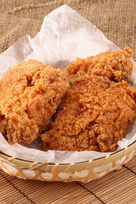 Classic Crispy Fried Chicken Recipe For Busy Cooks Crispy Fried Chicken Fried Chicken Recipes Food