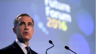 Carney 'tremendous' as BoE chief says business secretary
