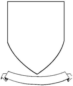 Image result for blank coat of arms template printable for Blank shield template printable