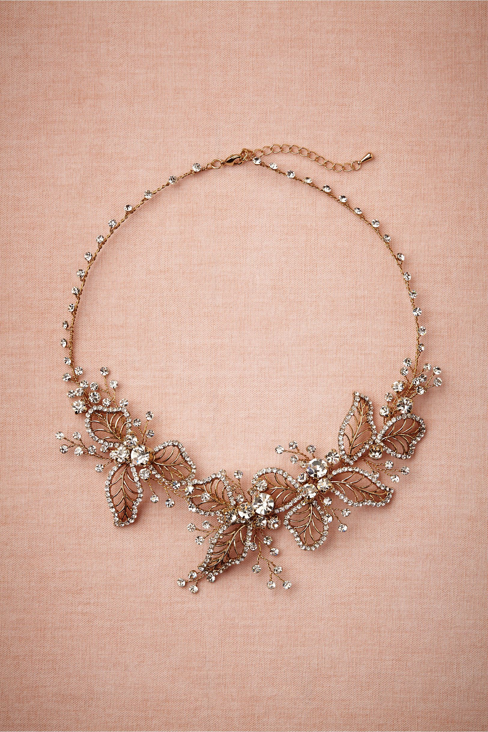 product | Floriculture Necklace from BHLDN