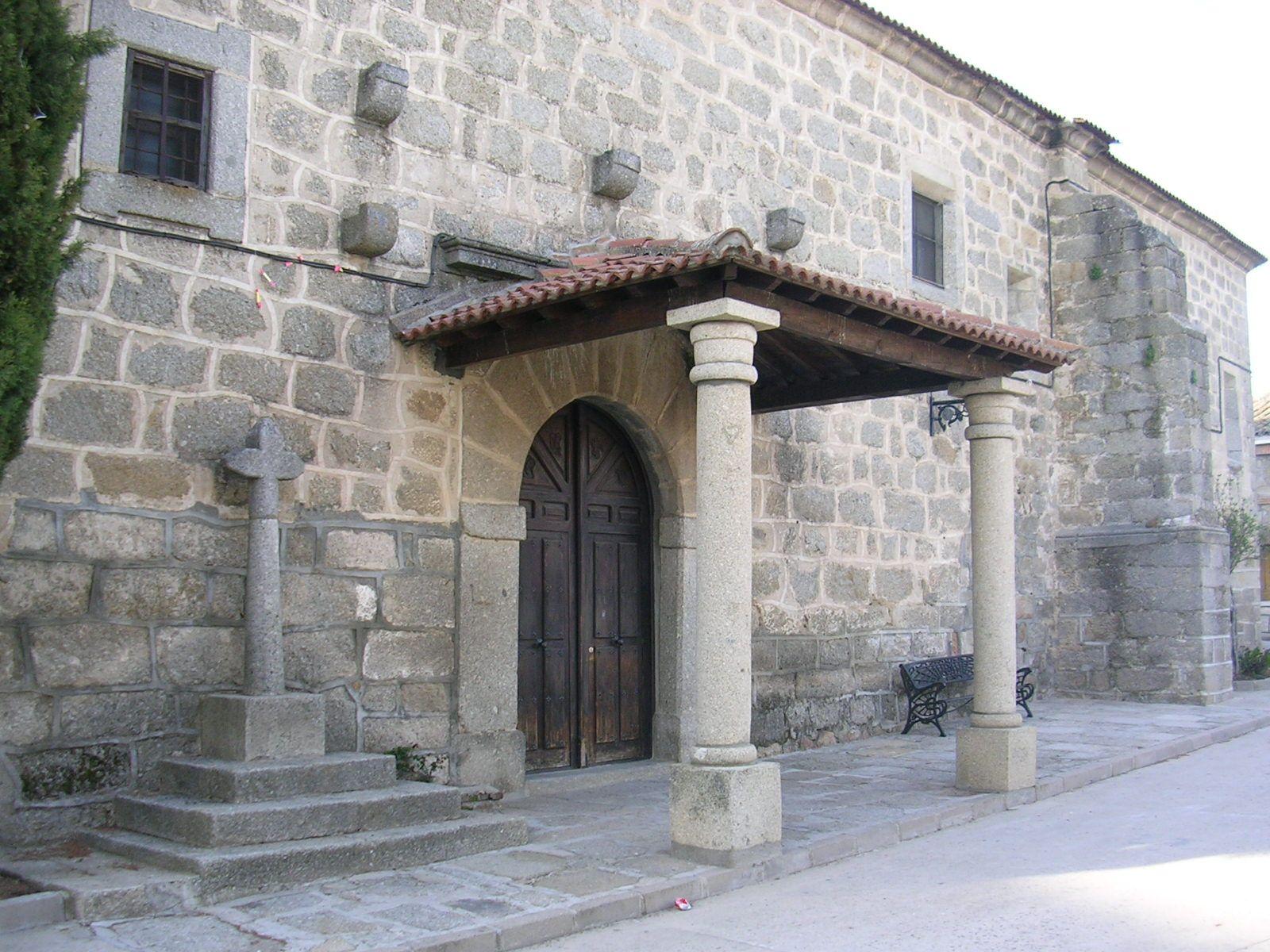 Iglesia de la Purísima Concepción (Sotillo de las Palomas) Siglos XVI-XVII