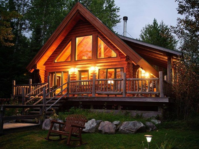 You Ll Never Forget Your Stay In These 10 One Of A Kind Minnesota Cabins Log Cabin Rustic Cabin Minnesota Vacation