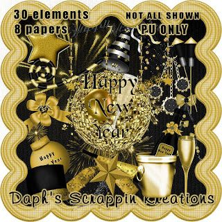 Daphs Scrappin Kreations: FTU Kits